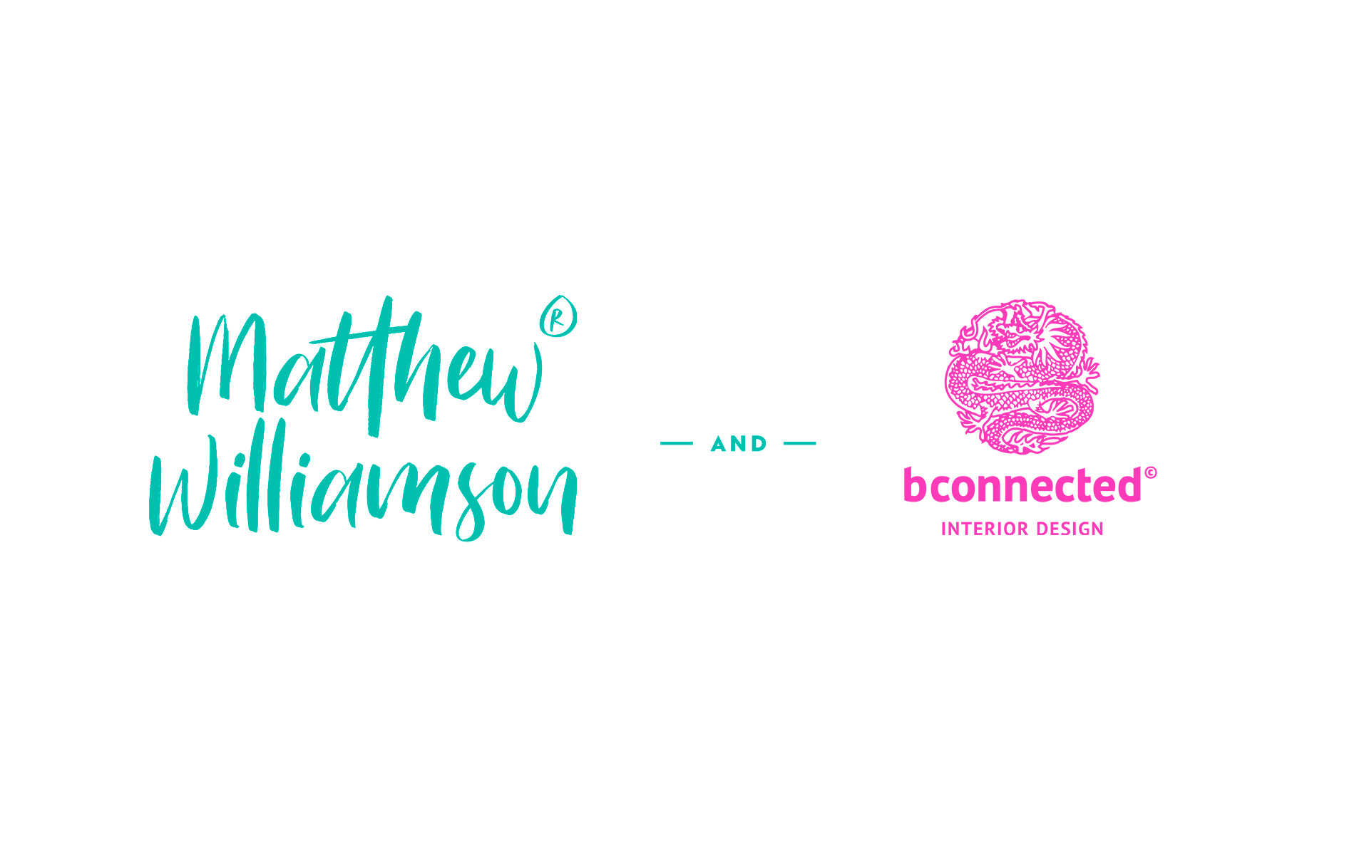 bconnected-blog-MATTHEW WILLIAMSON PARTNERS WITH BCONNECTED ON INTERIOR DESIGN SHOWROOM