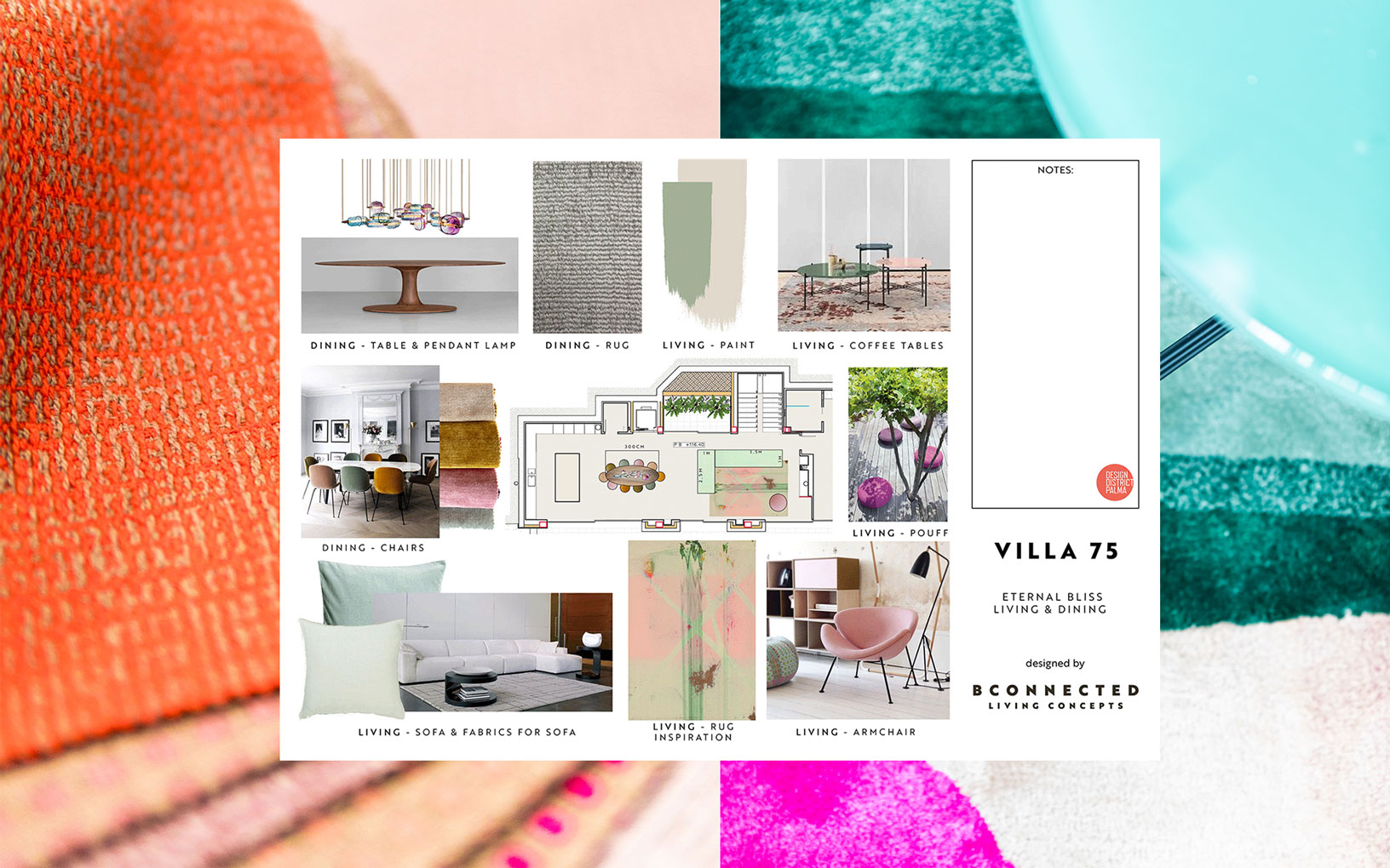 bconnected-blog-The beginning of an interior design project: process & moodboard