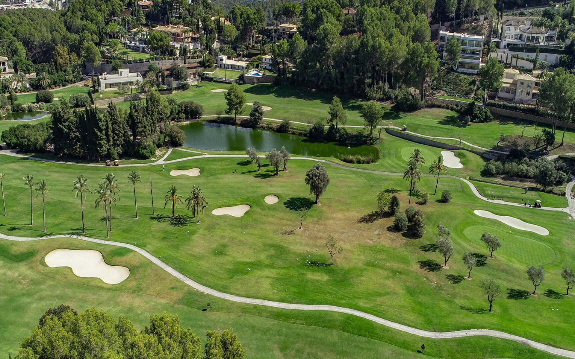bconnected-blog-Una casa junto al campo de golf