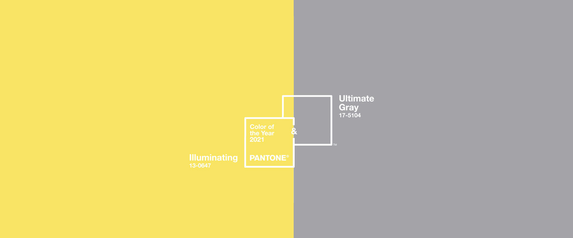 bconnected-blog-Pantone Colour 2021, a strong and energising colour combination