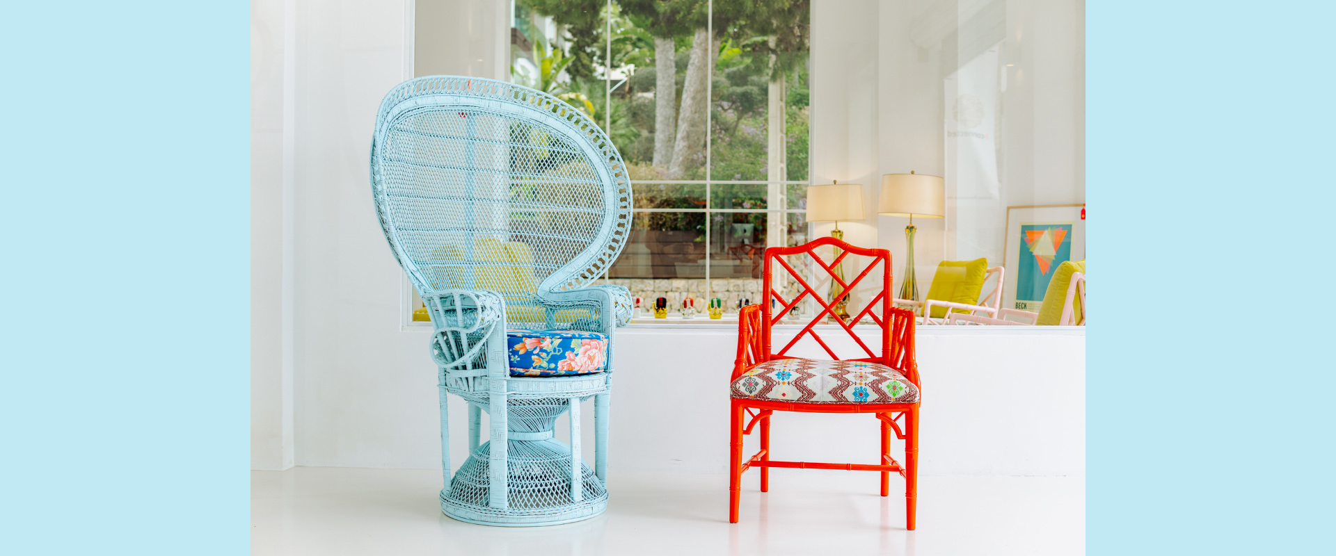 bconnected-blog-Two iconic chairs with a modern twist